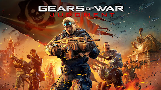 Gears of War: Judgment (GoW 2013)
