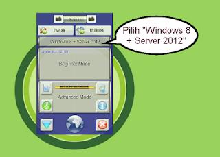 Cara Aktivasi Windows 8 Pro Build 9200 Dengan Cepat Dan Mudah