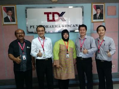TDK Siap Jadi Pabrik Perakitan Ponsel Berkualitas Dunia di Indonesia