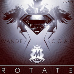 New Music: Snippet: Wande Coal - Rotate