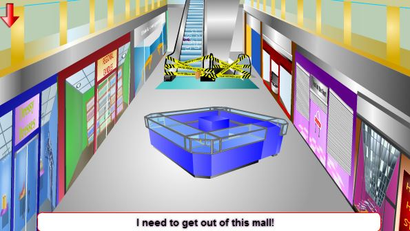 How To Beat Escape The Bathroom On Addicting Games solved: escape from the mall walkthrough