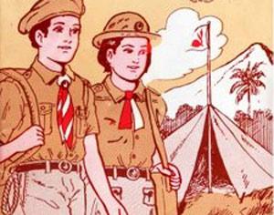 Sejarah Awal Gerakan Pramuka di Indonesia