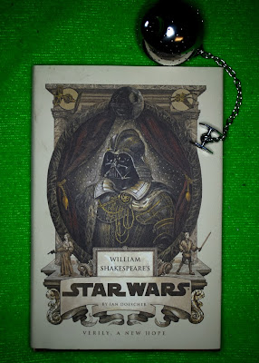 Shakespeare's Star Wars with Death Star tea infuser. Photo by Alli.