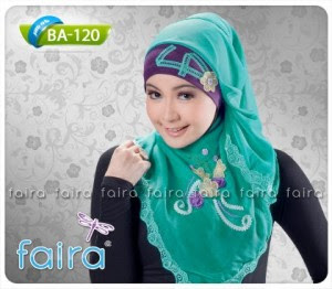 Model Jilbab Fahira