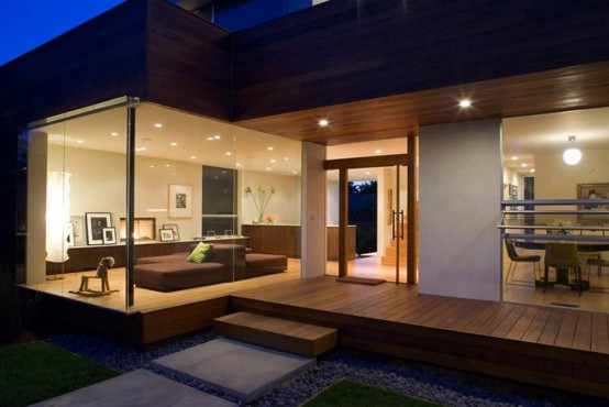 Luxury House Design Minimalist And Match In Southern California