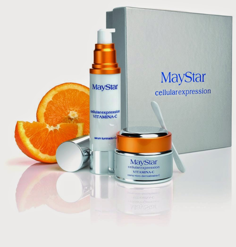 cellullar expression vitamina c de Maystar