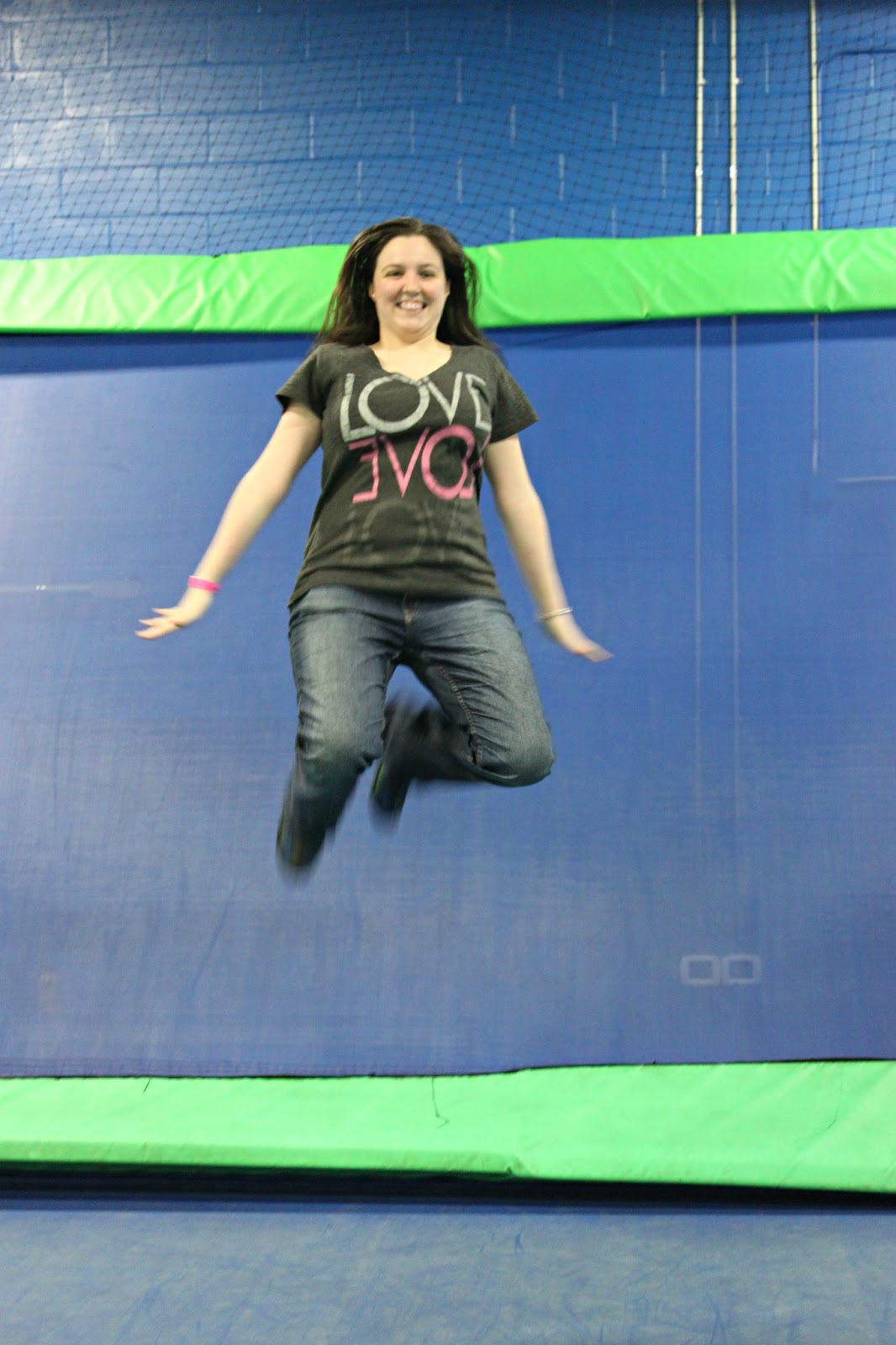 Tracie Up In The Air