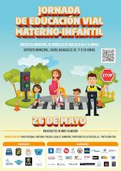 Jornada SRI  Educación Vial para embarazadas y Seguridad Vial Infantil.