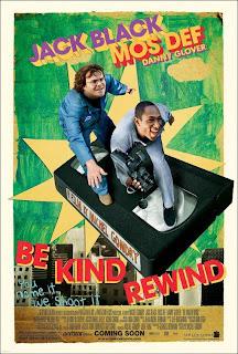 Ver online: Originalmente pirata (Be Kind Rewind / Rebobine, por favor) 2008