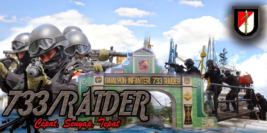 Yonif 733/Raider