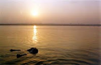 water pollution made Ganges cancerous