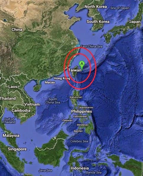 Magnitude 4.8 Earthquake of Yonakuni, Japan 2014-09-06