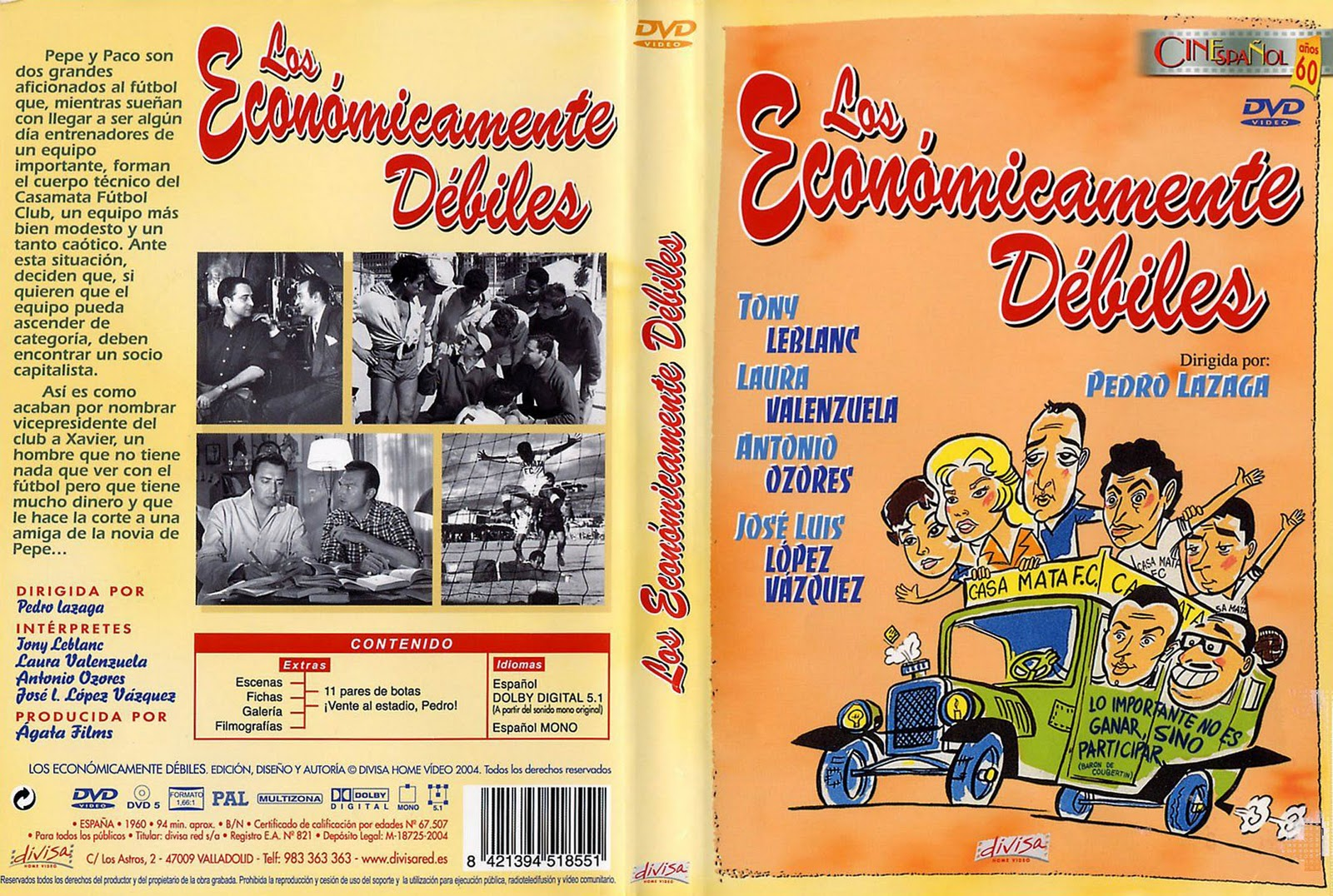 Los economicamente debiles movie