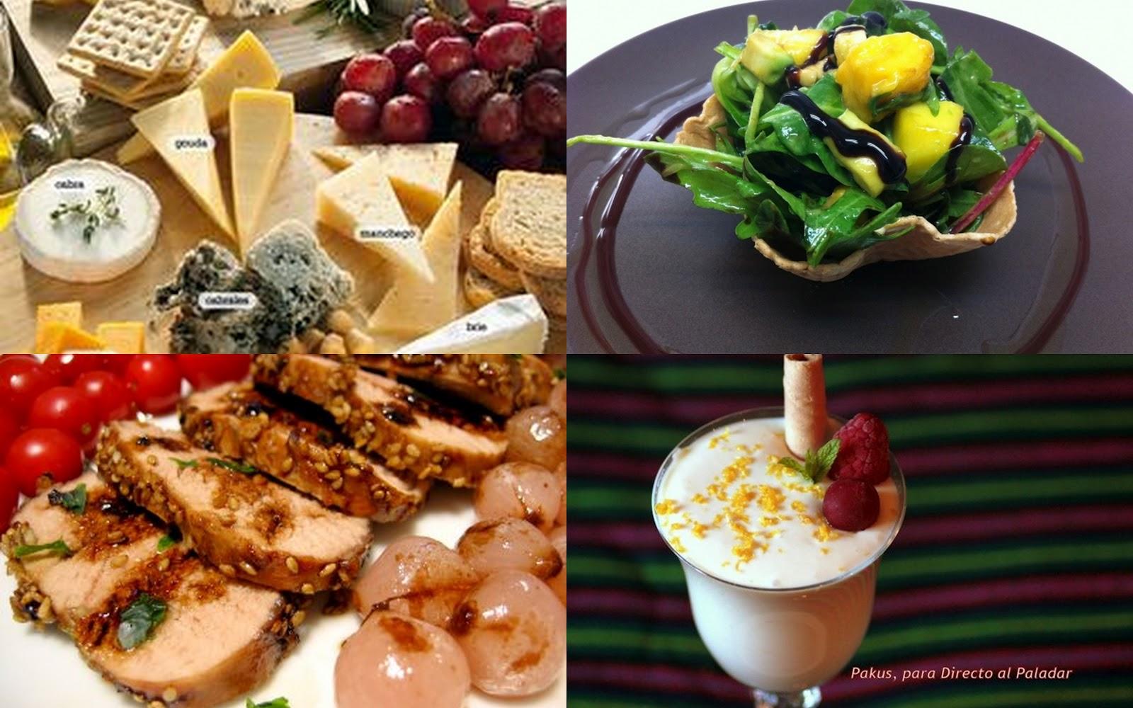 Fiestas Con Encanto Una Cena Gourmet Muy F Cil Recetas ~ Recetas Para Una Cena Con Amigos