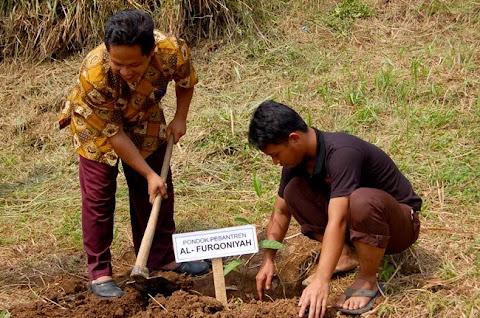 trees4life muslims planting trees saplings indonesia palestine