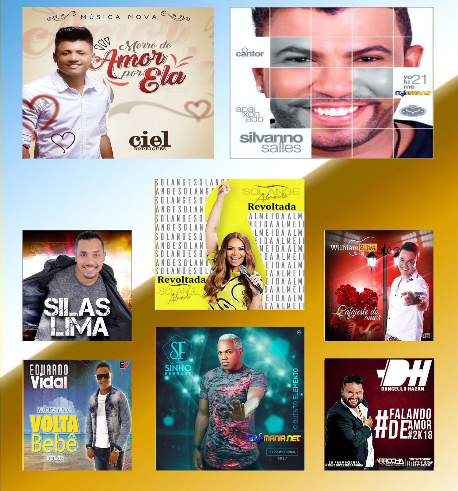 CD MP3 10-2017