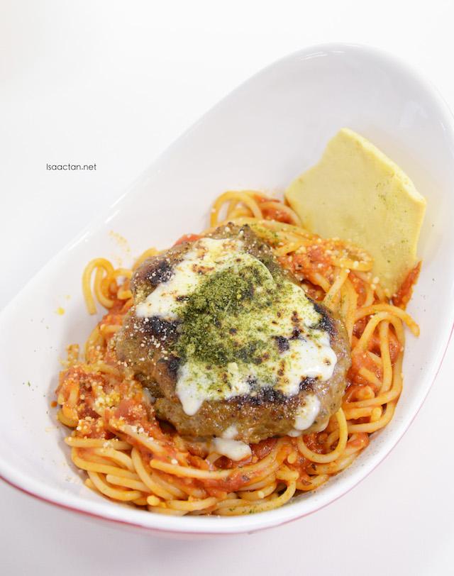 Lamb Kofta Pasta - RM16.80