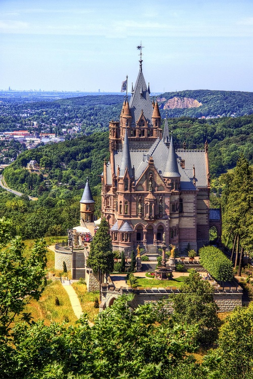 Drachenburg Castle,Germany