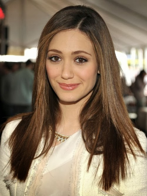 Round Face Hairstyles Long Hair