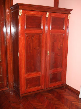 Reconditioned Wardrobe