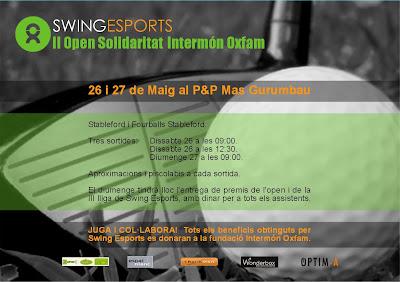 Gala Intermon Oxfam al P&P Mas Gurumbau