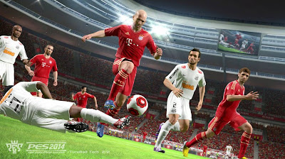 Pro Evolution Soccer (PES) 2014 Screenshots 2