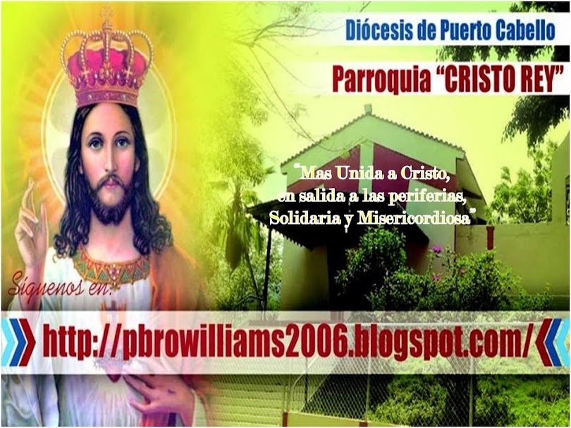 PARROQUIA CRISTO REY