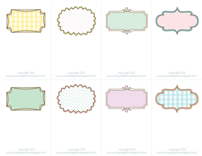 Witty image for place cards printable