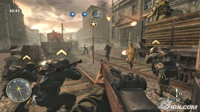 Call Of Duty III Special Edition Playstation II Untuk Komputer Full Version