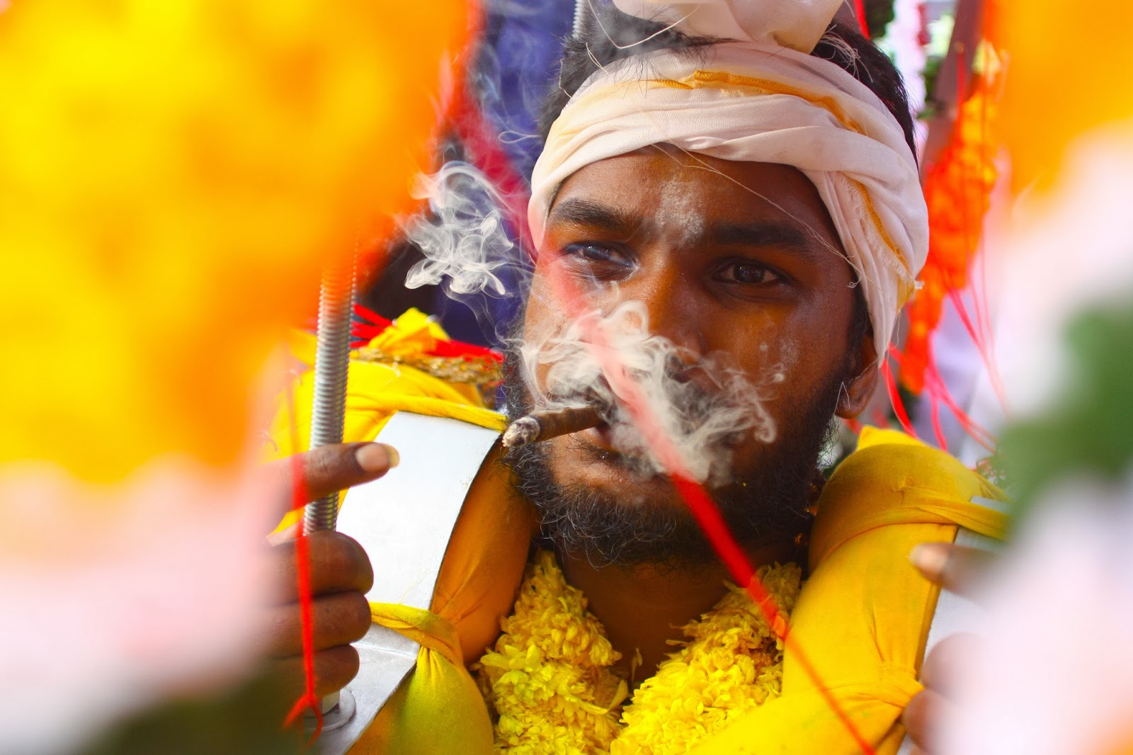 Thaipusam Photography tips