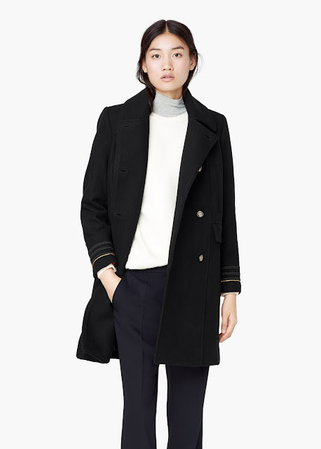 black coat mango