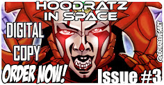 Download your DIGITAL copy of ‪HOODRATZ IN SPACE‬ issue #3 now!