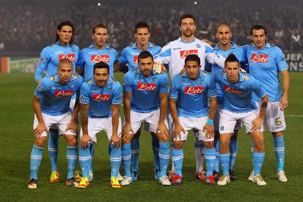 Legia Warszawa vs Napoli
