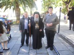 Ο Θεσσαλονίκης Άνθιμος