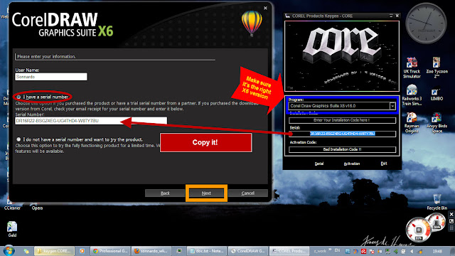 Como Descargar E Instalar Coreldraw X6 X5 Keygen Y Full ...