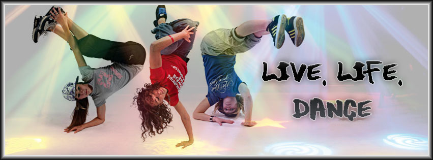 Dance Is Life Facebook Profile Cover #1236311