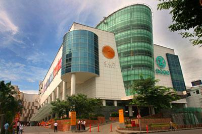 Celebrity fitness di sun plaza medan indonesia