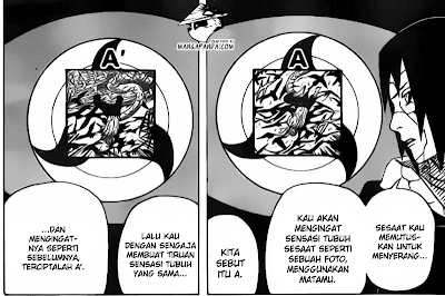 Naruto Chapter 587 Bahasa Indonesia | Animasi Subtitle Indonesia