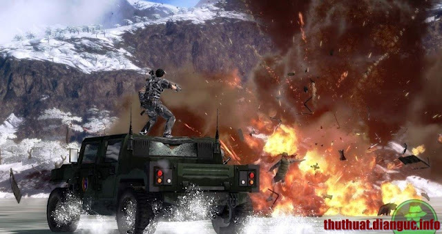 Download game Just Cause cho pc, cấu hình game pc Just Cause 2