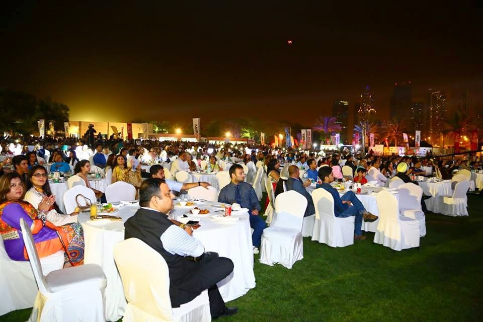 Country Club Dubai, Punjabi Sangeet Mela