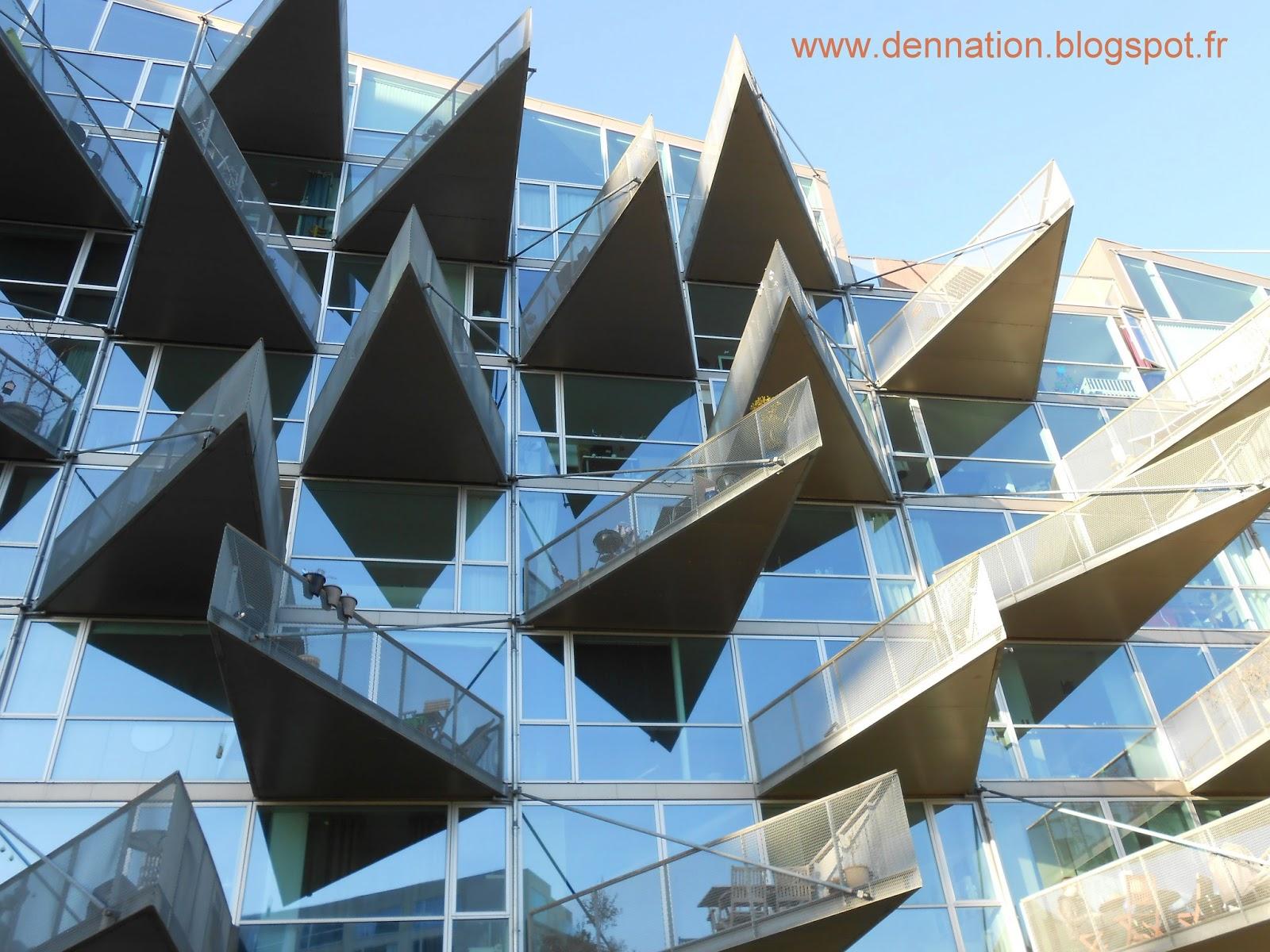 Den nation copenhagen 39 s modern architecture part 1 for Triangular structures in architecture
