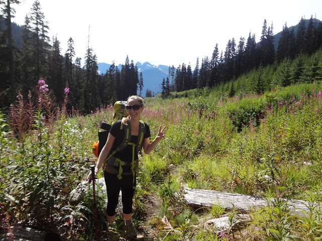 Hiking in Pemberton, BC