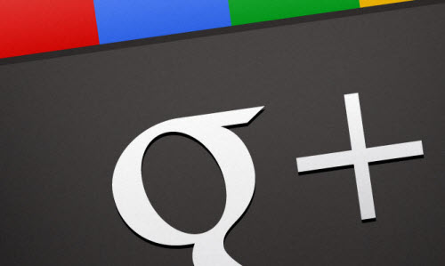 Google Plus for Blogger