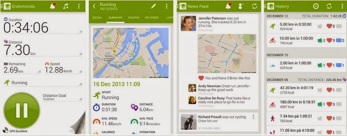 Endomondo Sports Tracker PRO v10.4.5 APK