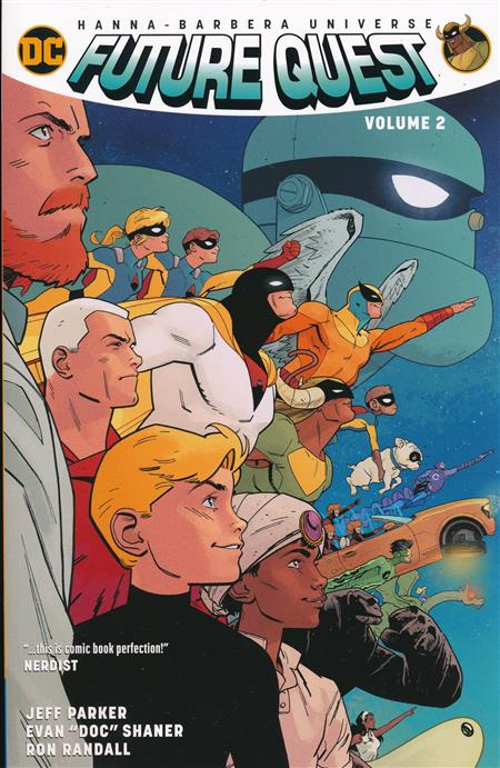 FUTURE QUEST VOLUME 2