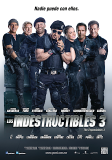 Los Indestructibles 3 (2014)