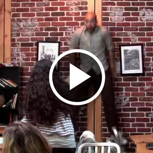 ¿Que harías si ves a una chica con poderes telequinéticos en una cafetería? #vídeo