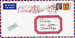 Paris in your Mailbox