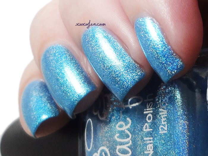 xoxoJen's swatch of Grace-full Break the Frozen Heart