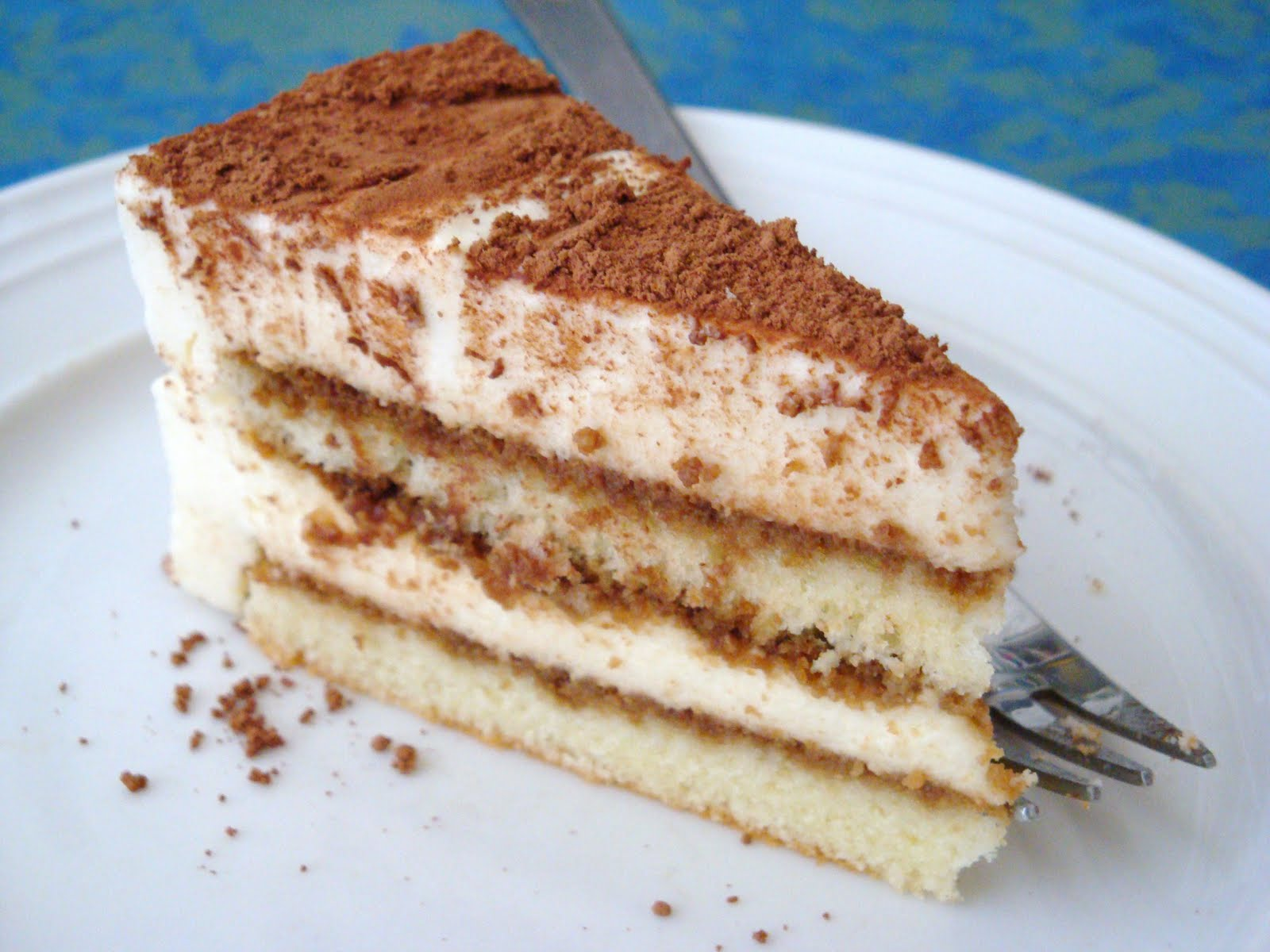 Cream Cheese And Mascarpone Cheesecake Recipe — Dishmaps